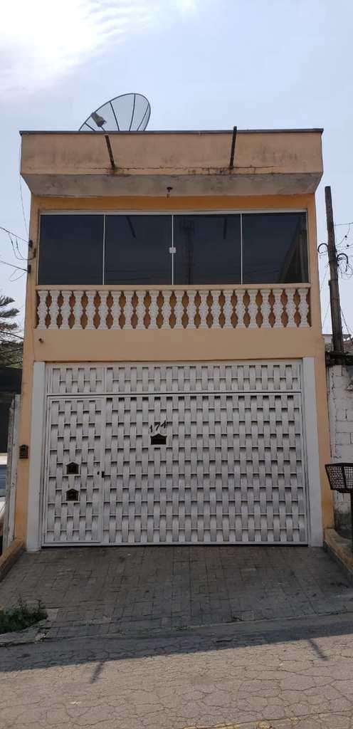 Sobrado em Itapecerica da Serra, no bairro Jardim Itapecerica