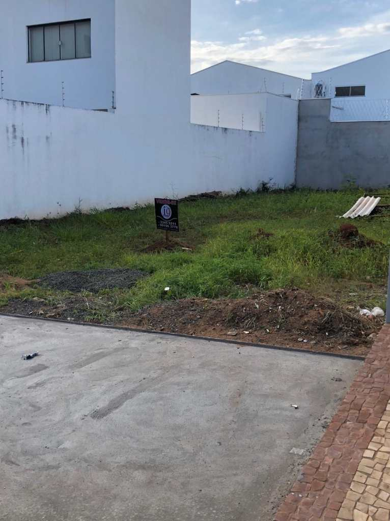 Terreno em Bebedouro, no bairro Residencial Doutor Hércules Pereira Hortal