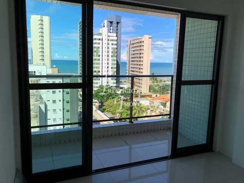 Flat, código 1257 em Jaboatão dos Guararapes, bairro Candeias