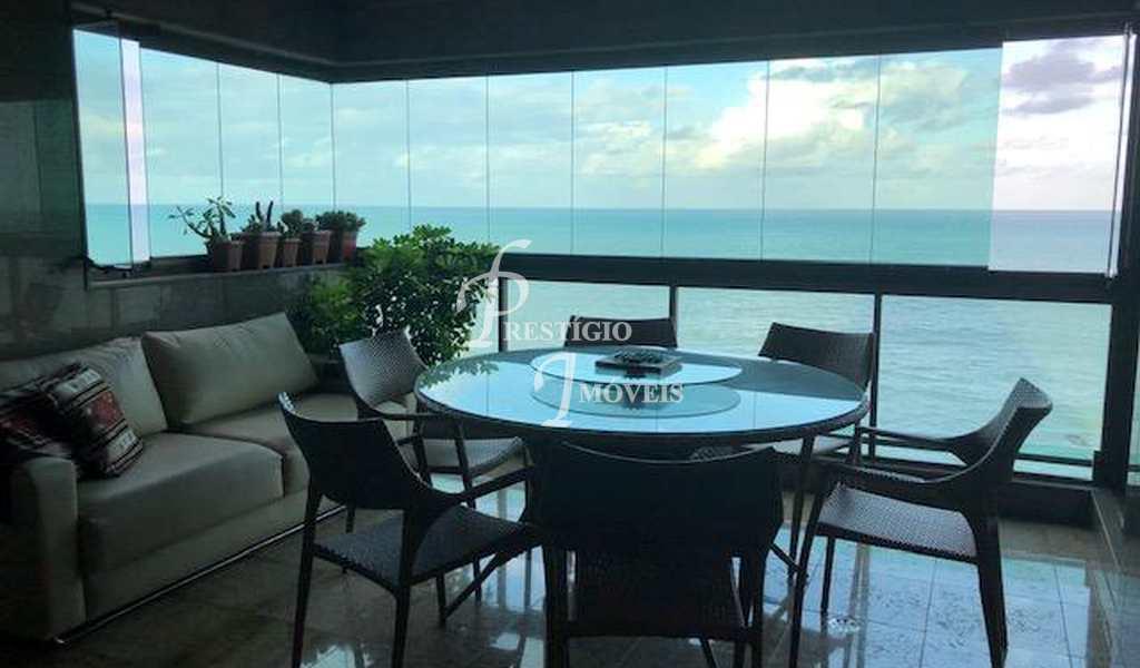 Apartamento em Recife, bairro Boa Viagem