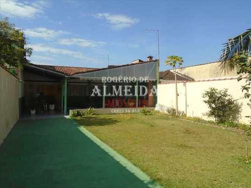 Casa, código 909 em Itanhaém, bairro Balneário Gaivotas
