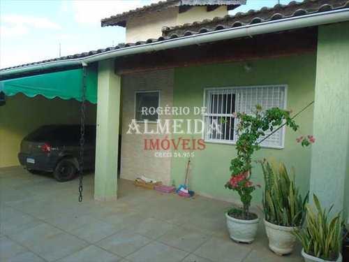 Casa, código 900 em Itanhaém, bairro Balnerio Gaivota