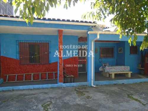 Casa, código 806 em Itanhaém, bairro Jardim Regina