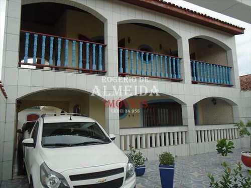 Sobrado, código 788 em Itanhaém, bairro Balneário São Jorge