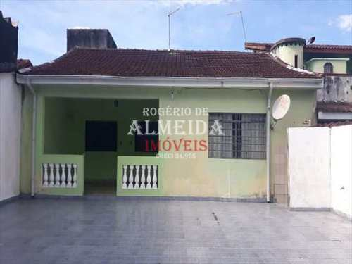 Casa, código 785 em Itanhaém, bairro Balneário Gaivotas