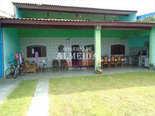 Casa, código 656 em Itanhaém, bairro Jardim Jamaica