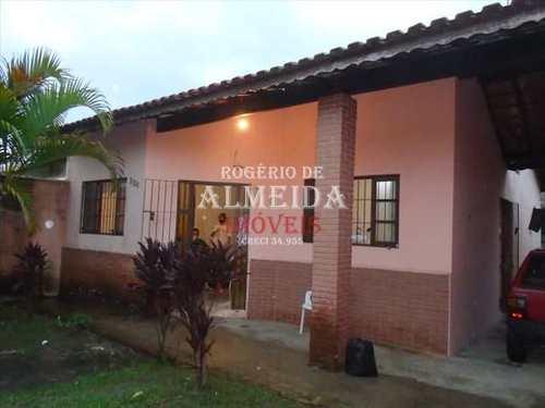 Casa, código 911 em Itanhaém, bairro Jardim Jamaica