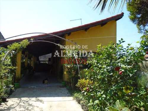 Casa, código 750 em Itanhaém, bairro Balnerio Gaivota