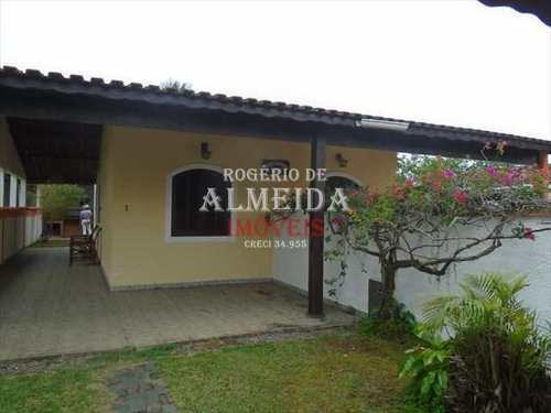 Casa, código 884 em Itanhaém, bairro Balneário Gaivotas