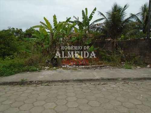 Terreno, código 740 em Itanhaém, bairro Jardim Palmeiras II