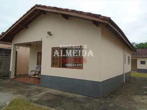 Casa, código 877 em Itanhaém, bairro Parque Augustus