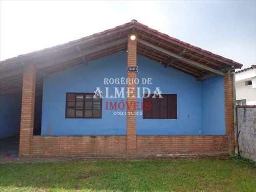 Casa, código 561 em Itanhaém, bairro Balneário Gaivotas