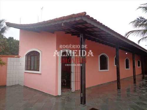 Casa, código 528 em Itanhaém, bairro Balneário São Jorge