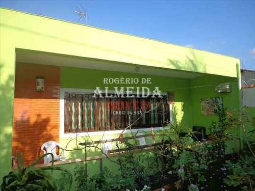 Casa, código 513 em Itanhaém, bairro Balneário Gaivotas