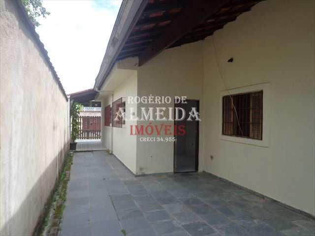 Casa em Itanhaém, no bairro Balneário Gaivotas