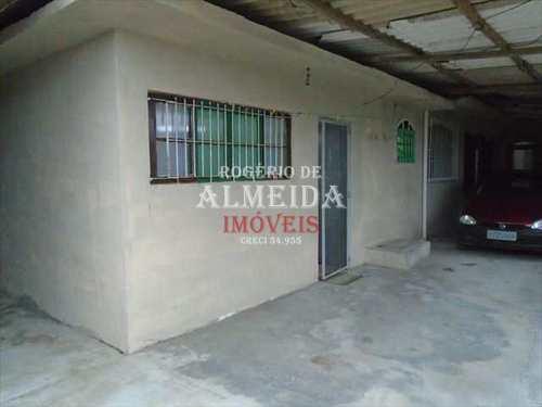 Casa, código 731 em Itanhaém, bairro Jardim das Palmeiras