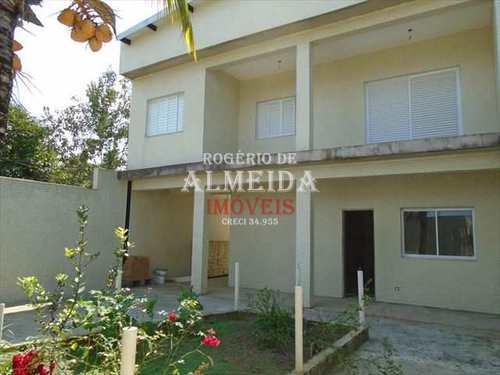 Sobrado, código 722 em Itanhaém, bairro Balneário São Jorge