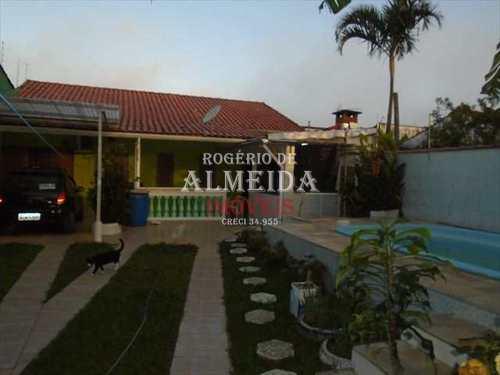 Casa, código 721 em Itanhaém, bairro Balneário São Jorge
