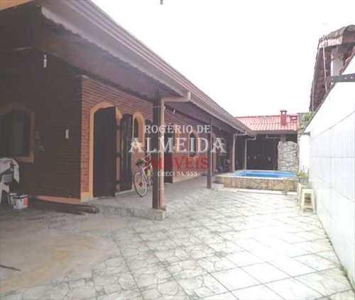 Casa, código 467 em Itanhaém, bairro Balneário Gaivotas
