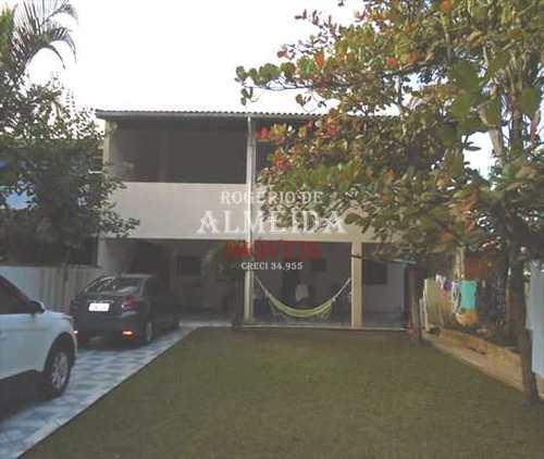 Sobrado, código 716 em Itanhaém, bairro Jardim Regina
