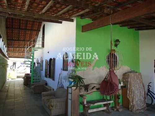 Casa, código 713 em Itanhaém, bairro Balneário Novaro