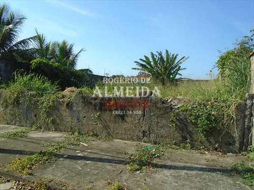 Terreno, código 705 em Itanhaém, bairro Jd Luizamar Mirim
