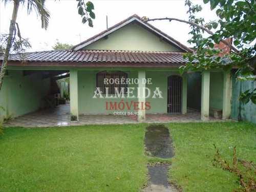 Casa, código 845 em Itanhaém, bairro Jardim das Palmeiras