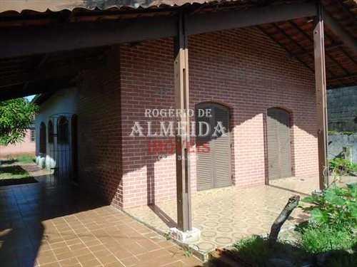 Casa, código 689 em Itanhaém, bairro Balneário São Jorge