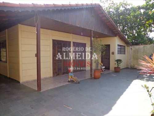 Casa, código 287 em Itanhaém, bairro Balneário São Jorge