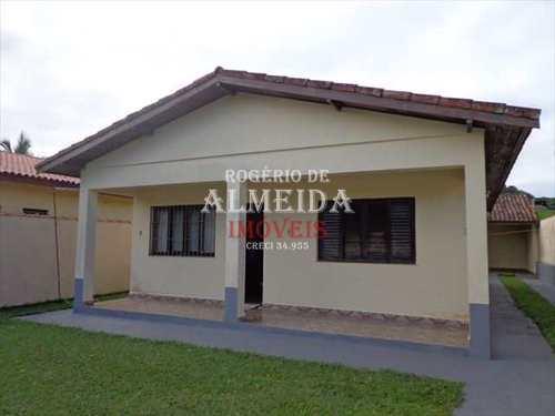 Casa, código 306 em Itanhaém, bairro Balneário Califórnia
