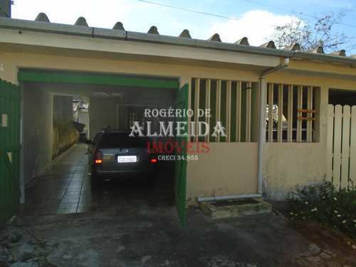 Casa, código 919 em Itanhaém, bairro Balnerio Gaivota