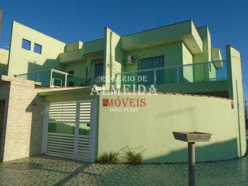 Casa, código 922 em Itanhaém, bairro Balnerio Gaivota