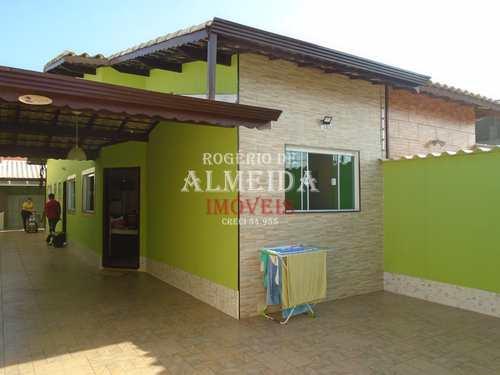 Casa, código 925 em Itanhaém, bairro Balneário São Jorge