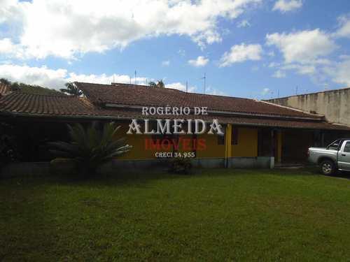 Casa, código 929 em Itanhaém, bairro Jardim Jamaica