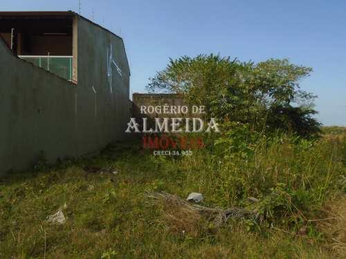 Terreno, código 930 em Itanhaém, bairro Balnerio Gaivota
