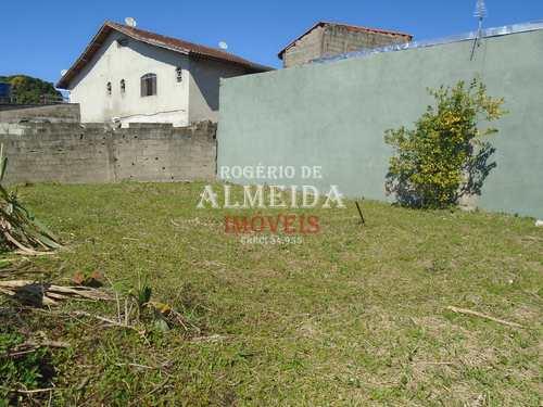 Terreno, código 934 em Itanhaém, bairro Jardim Palmeiras II