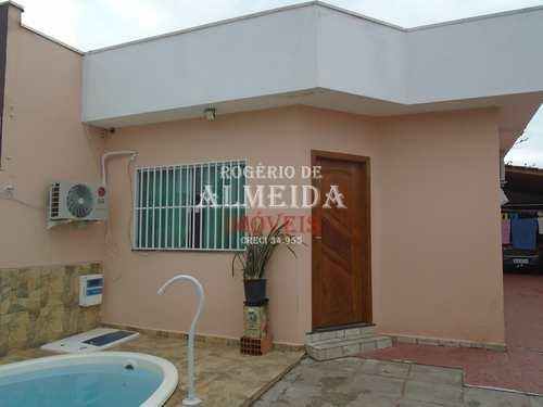Casa, código 936 em Itanhaém, bairro Balneário Gaivotas