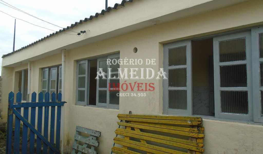 Casa em Itanhaém, bairro Gaivotas
