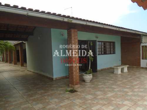 Casa, código 941 em Itanhaém, bairro Jardim Regina
