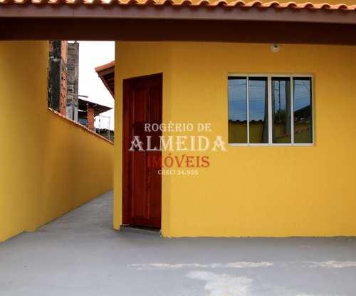 Casa, código 942 em Itanhaém, bairro Cibratel