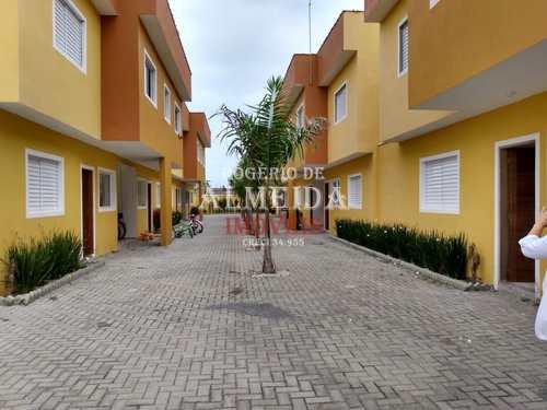 Apartamento, código 943 em Itanhaém, bairro Jardim Palmeiras