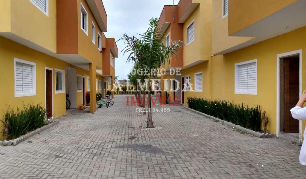 Apartamento em Itanhaém, bairro Jardim Palmeiras