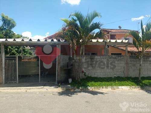 Casa, código 1913200 em Pindamonhangaba, bairro Conjunto Residencial Araretama
