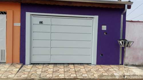 Casa, código 1906800 em Pindamonhangaba, bairro Conjunto Residencial Araretama