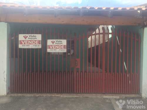 Casa, código 1901500 em Pindamonhangaba, bairro Conjunto Residencial Araretama