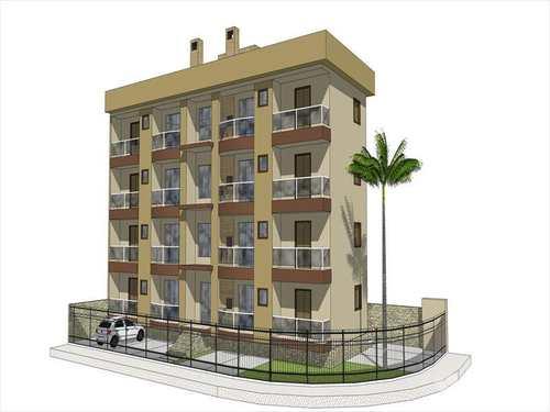 Apartamento, código 194700 em Pindamonhangaba, bairro Residencial Mombaça