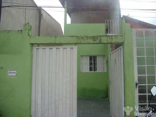 Sobrado, código 32100 em Pindamonhangaba, bairro Conjunto Residencial Araretama