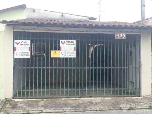 Casa, código 1919909 em Pindamonhangaba, bairro Conjunto Residencial Araretama