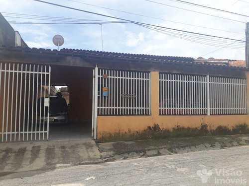 Casa, código 1919929 em Pindamonhangaba, bairro Conjunto Residencial Araretama