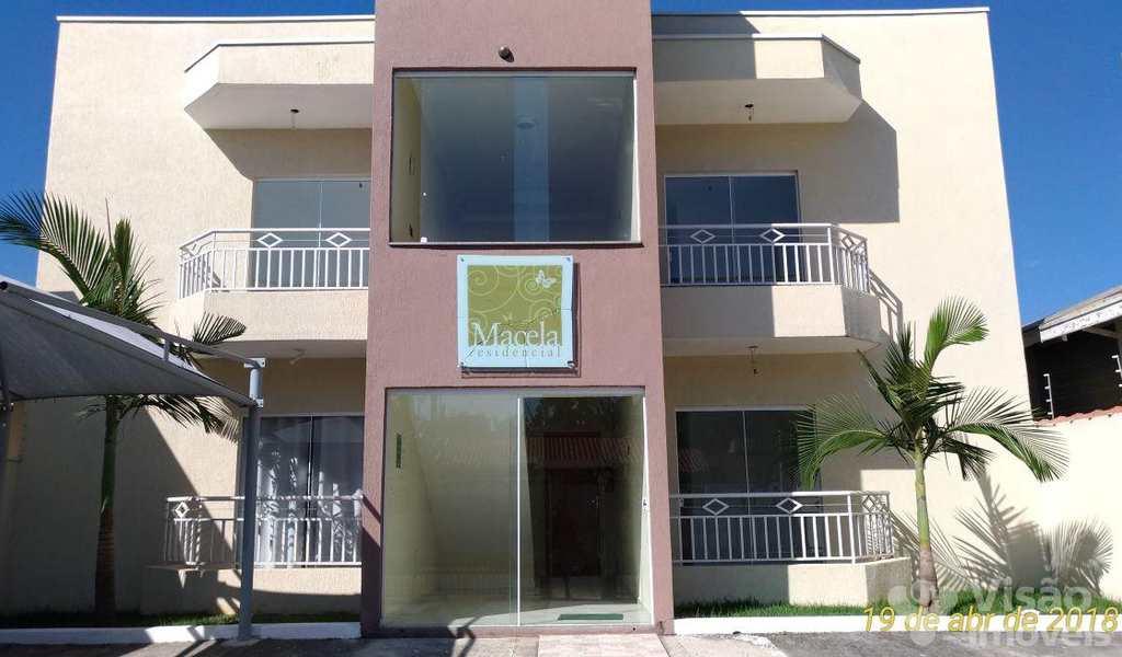 Apartamento em Pindamonhangaba, bairro Jardim Santa Cecília